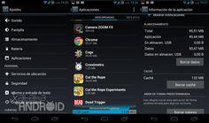 ¿Cómo dejar una aplicación como recién instalada?  http://www.xatakandroid.com/p/87369