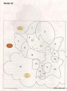 111 Coleção Amanda Aplique Fraldas 10