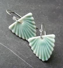 Afbeeldingsresultaat voor porcelain and silver jewellery