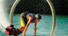 Flyboard Niagara #Extreme #Sport #Niagara http://www.today-magazine.com/attractions/flyboard-niagara/