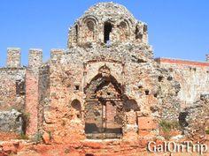 Byzantine Church, Alanya, Turkey