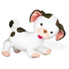 """The Poky Little Puppy 6.5"""" Soft Toy"""