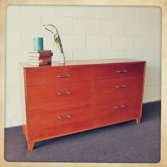 A fabulous Retro-styled chest of drawers with an uncomplicated design in awesome condition! in the Commodes category was sold for on 26 Sep at by Lifespace Homeware in Gauteng 6 Drawer Chest, Chest Of Drawers, Retro Fashion, Awesome, Stuff To Buy, Furniture, Design, Home Decor, Style