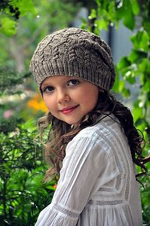 Beautiful hat:  Autumn Whirlpool Hat by Pelykh Natalie