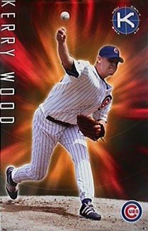 Chicago Cubs - Kerry Wood