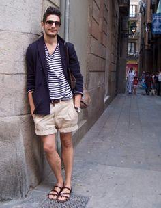 Street Style: De Sandálias nos pés!