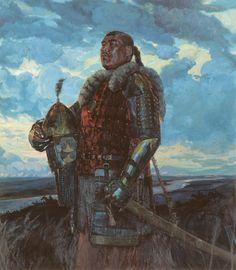 Golden Horde wariors