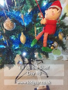 Elf on the Shelf – Day 17, 18, 19, 20, 21, 22, 23 and 24