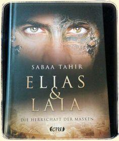 Und dieses Schmuckstück aus dem Hause Bastei Lübbe. Elias & Laia ich freu mich so sehr.