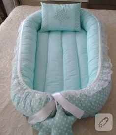 çok sevimli baby nest modelleri, el yapımı bebek yatağı - yuvası modelleri, şipşirin babynestler nasıl yapılır, baby nest örnekleri 10marifet.org'da. Baby Play, New Baby Products, Babymobile, Baby Nest, Baby Couture, Diy Bebe, Baby Furniture, Baby Wearing, Baby Kind