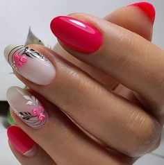Nail Inspo, Acrylic Nails, Nail Art, Beauty, Flower, Make Up, Nail Arts, Acrylics, Acrylic Nail Art