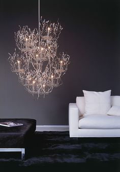 Be inspired by our contemporary lighting collections, handmade in our atelier. Since designer William Brand created over 30 designer lighting ► Interior Lighting, Modern Lighting, Lighting Design, Hudson Lighting, Contemporary Chandelier, Contemporary Design, Modern Design, Round Chandelier, Chandelier Lighting