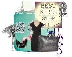 """""""going out"""" by amanda-cerise on Polyvore"""