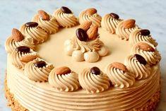 Mokkataart zelf maken - klassiek recept - Gwenn's Bakery