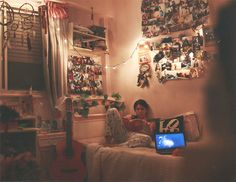the perks of being a wallflower sam's room - Google Search