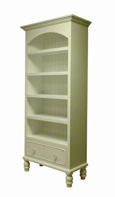 Simply Elegant Bookcase by Country Cottage - Rosenberry Rooms