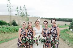 Breathtaking 99 Flirty Floral Bridesmaid Dresses Your Squad Will Love https://fazhion.co/2017/03/22/99-flirty-floral-bridesmaid-dresses-squad-will-love/ You might not be feeling fresh and floral right now—it is the dead of winter, after all—but spring and summer brides, these flower-covered dresses, all bridesmaid-worthy, should get you you in a balmier state of mind.