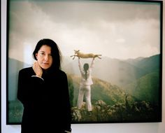 16 Things We Learned From Marina Abramovic's Reddit AMA