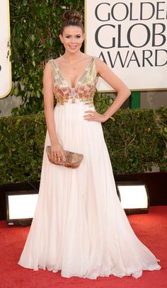 Carly Steel @ Golden Globes 2013