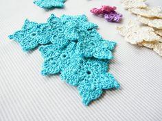 Crochet Applique Craft Corner, My Hair, Crocheting, Our Wedding, Crochet Necklace, Applique, Colours, Etsy Shop, Pocket
