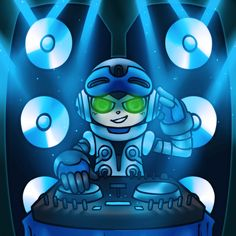 Mighty No. 9, his eyes though...