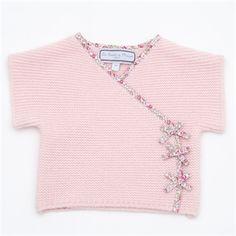 Picture of Liberty Kimono Vest Priscille (light pink)