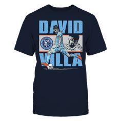 David Villa - Player Portrait