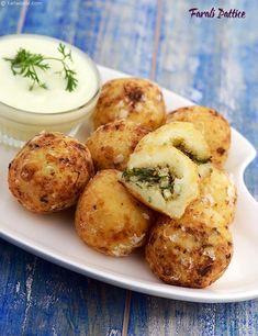 Farali Pattice ( Mumbai Roadside Recipes )