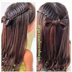 Pra esta #navidad la mejor opción en #peinados y #trenzas #colorin #peluquerias #cúcuta #hairdo #hair #hairstyle #tresses #treccia #girl #girs #girls
