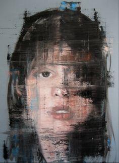 Trasfigurata - oil on canvas - 60 x 80