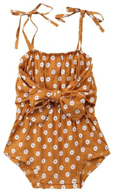 4e4dbd1ac44c2 SALE 50% OFF + FREE SHIPPING! SHOP Our Bowknot Floral Romper for Baby  .  The Trendy Toddlers