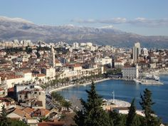 Split the most beautiful town in the world! -:)