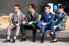 preludetoreality:Seoul Fashion Week