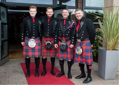 red macgregor tartan - Google Search