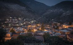 Views of Real de Catorce Mexico