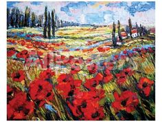 Spring Enjoyment by Jamie & Judy Wild Landscapes Art Print - 30 x 23 cm