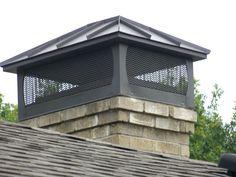 chimney cap ideas