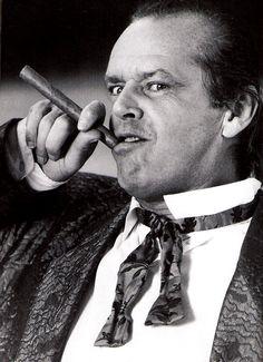"""Jack Nicholson en""""Las Brujas de Eastwick"""" (The Witches of Eastwick), 1987"""