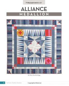 The Modern Medallion Workbook: 11 Quilt Projects to Make, Mix & Match: Janice Zeller Ryan, Beth Vassalo: 9781607059912: AmazonSmile: Books