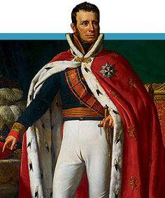 Koning Willem I: Het koninkrijk van Nederland en België   entoen.nu