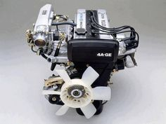 Toyota 1600 twin cam 16 valve 4A-GE