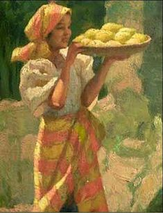 Geringer Art: Buying and Selling Philippine Art Filipino Art, Filipino Culture, Manila, Philippine Art, New Artists, Painting Inspiration, Female Art, Art History, Landscape Paintings