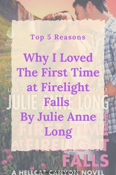 Top 5 Reasons: The First Time at Firelight Falls