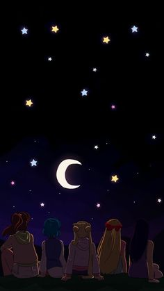 Sailor Moom, Arte Sailor Moon, Sailor Moon Fan Art, Sailor Moon Crystal, Sailor Moon Manga, Iphone Wallpaper Moon, Sailor Moon Wallpaper, Iphone Background Wallpaper, Anime Backgrounds Wallpapers
