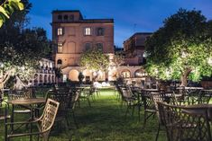 The Best Summer Hangouts in Rome, Domina 2018