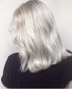 Icy Blonde by Randy @ Salon B, Amsterdam Centrum