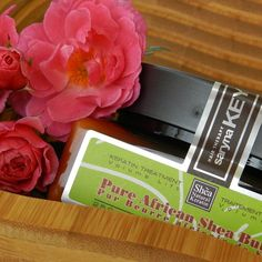 Saryna Key восстанавливающее масло-крем на основе африканского масла плодов дерева Ши #sarynakey #sheabutter #маслоши#волосы #здоровье #красота #уход