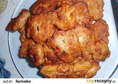 Kuřecí kousky v bramborovém těstíčku recept - TopRecepty.cz Tandoori Chicken, Chicken Wings, Barbecue, Food And Drink, Treats, Cooking, Ethnic Recipes, Party, Bon Appetit
