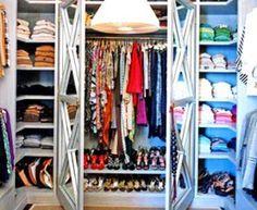Cambio di stagione: segui le regole giuste per fare ordine nel tuo armadio | Design In