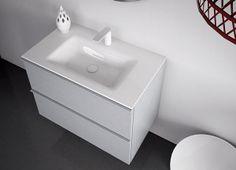 Strato collection by Inbani. #washbasin #furniture #bathroom